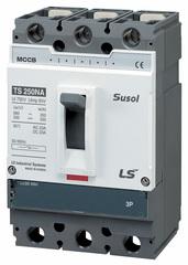 Автоматический выключатель TS250N (50kA) FTU 250A 3P3T