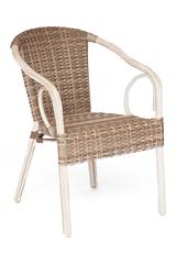 Кресло Корино (Corino)(mod. AD632010F) — античный бежевый