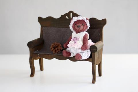 Іграшка колекційна Teddy ведмедик Міртл