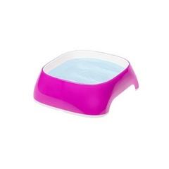 Пластиковая миска, Ferplast GLAM EXTRA SMALL, фиолетовая 0,2 л
