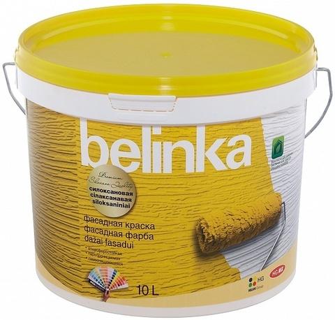 Belinka Силоксановая фасадная краска