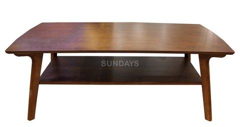 Стол журнальный Sundays HOME LOUISA RT646A-OCC, каучуковое дерево+шпон.мдф