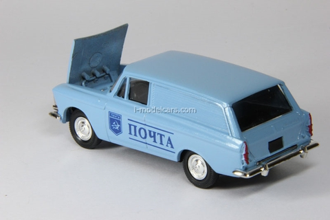 Moskvich-433 Post Agat Mossar Tantal 1:43