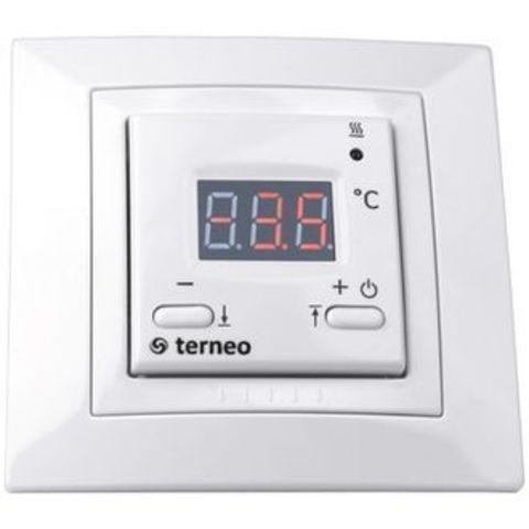 Термостат termeo kt с датчиком