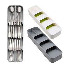 Лоток-органайзер для столовых приборов Cutlery Organizer