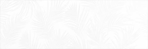 Плитка настенная Exotic White 750х253