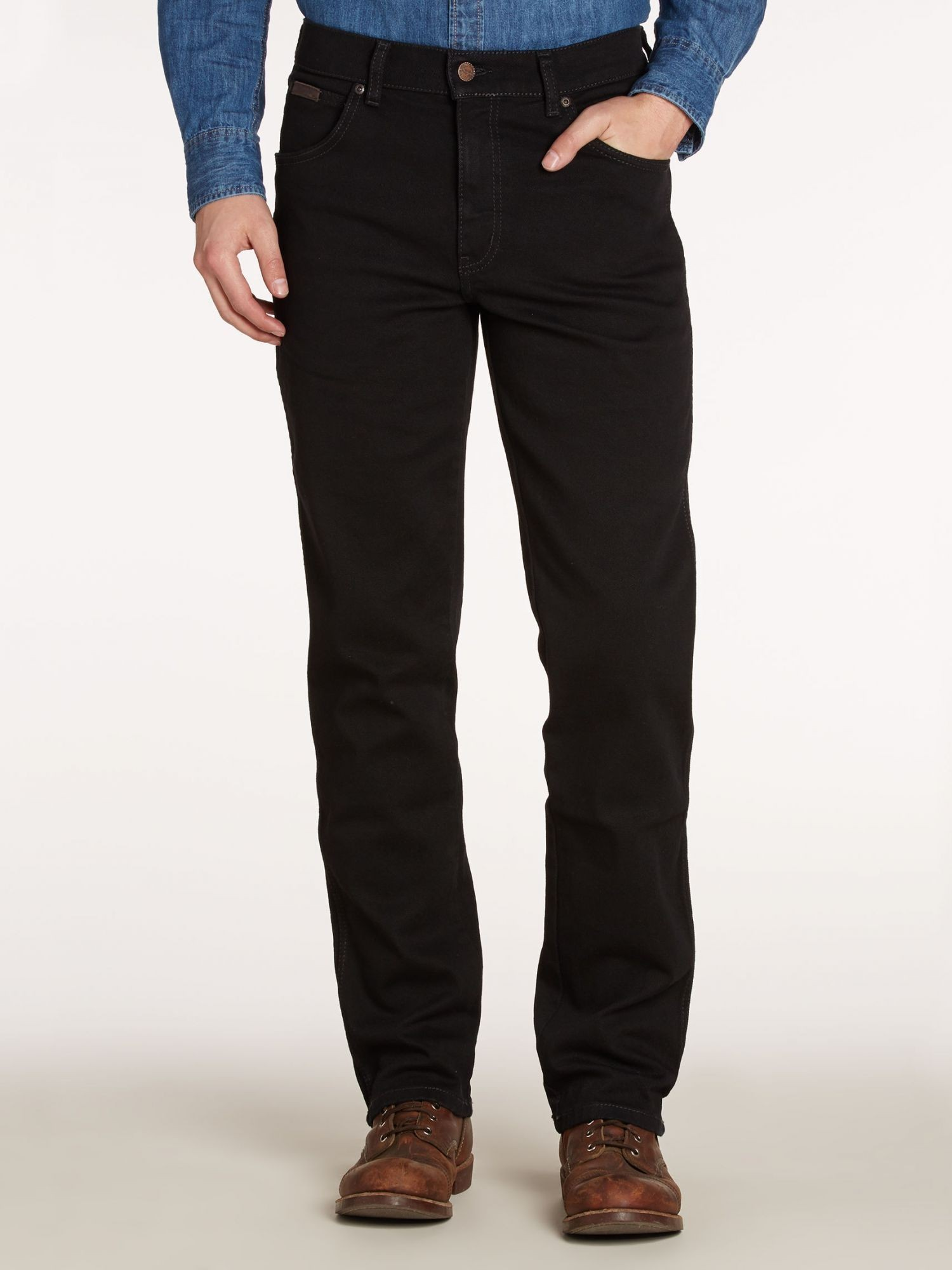 Wrangler Texas black