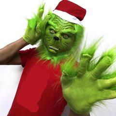 Гринч - похититель Рождества Маска и перчатки