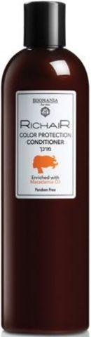 Кондиционер «Защита цвета» с маслом макадамии, Richair Egomania,400 мл.