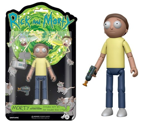 Фигурка Funko Action Figure: Rick & Morty: Morty 12925