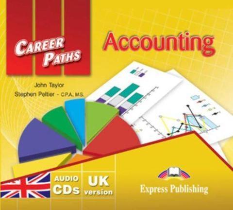 Career Paths. Accounting. Class CD (set 2) Бухгалтерский учет. Аудиокурс. (комплект из 2-ух дисков)