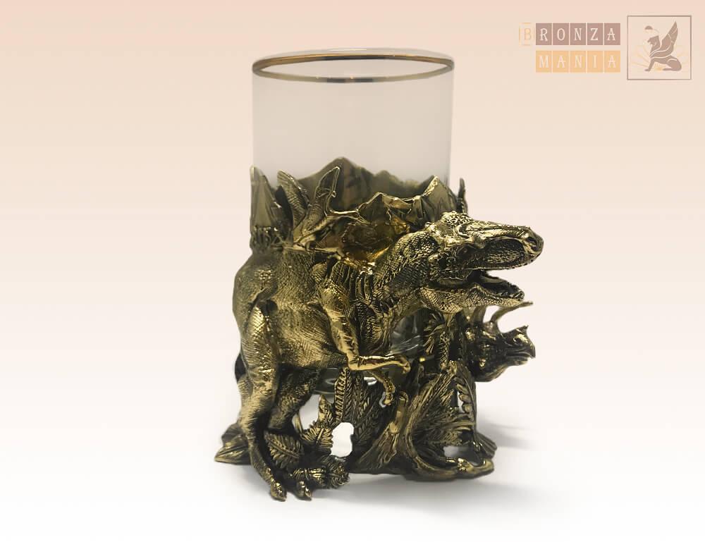 подстаканник Динозавр