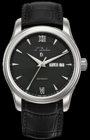 Купить Мужские швейцарские наручные часы L'Duchen D 253.11.21 по доступной цене