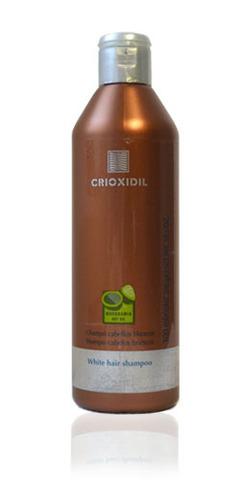 Шампунь для нейтрализации желтизны,CRIOXIDIL,300 мл.