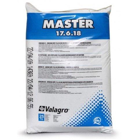 Valagro Master 17-6-18 200 гр Италия