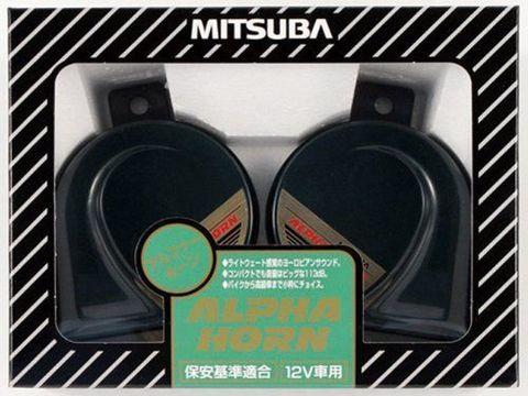 Турбинный звуковой сигнал MITSUBA MBW-2E11G