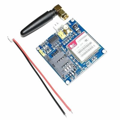 Модуль GSM/GPRS SIM900A MINI V3.8.2 (64 Мб) с антенной