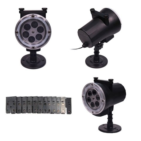 Светодиодный лазерный  проектор
