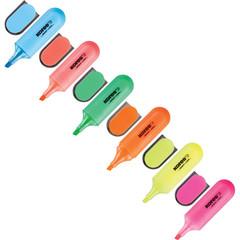 Набор текстовыделителей Kores (толщина линии 0.5-5 мм, 6 цветов)