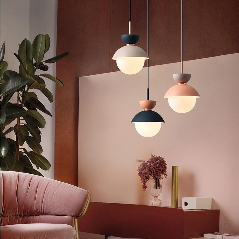 Подвесной светильник Pompon