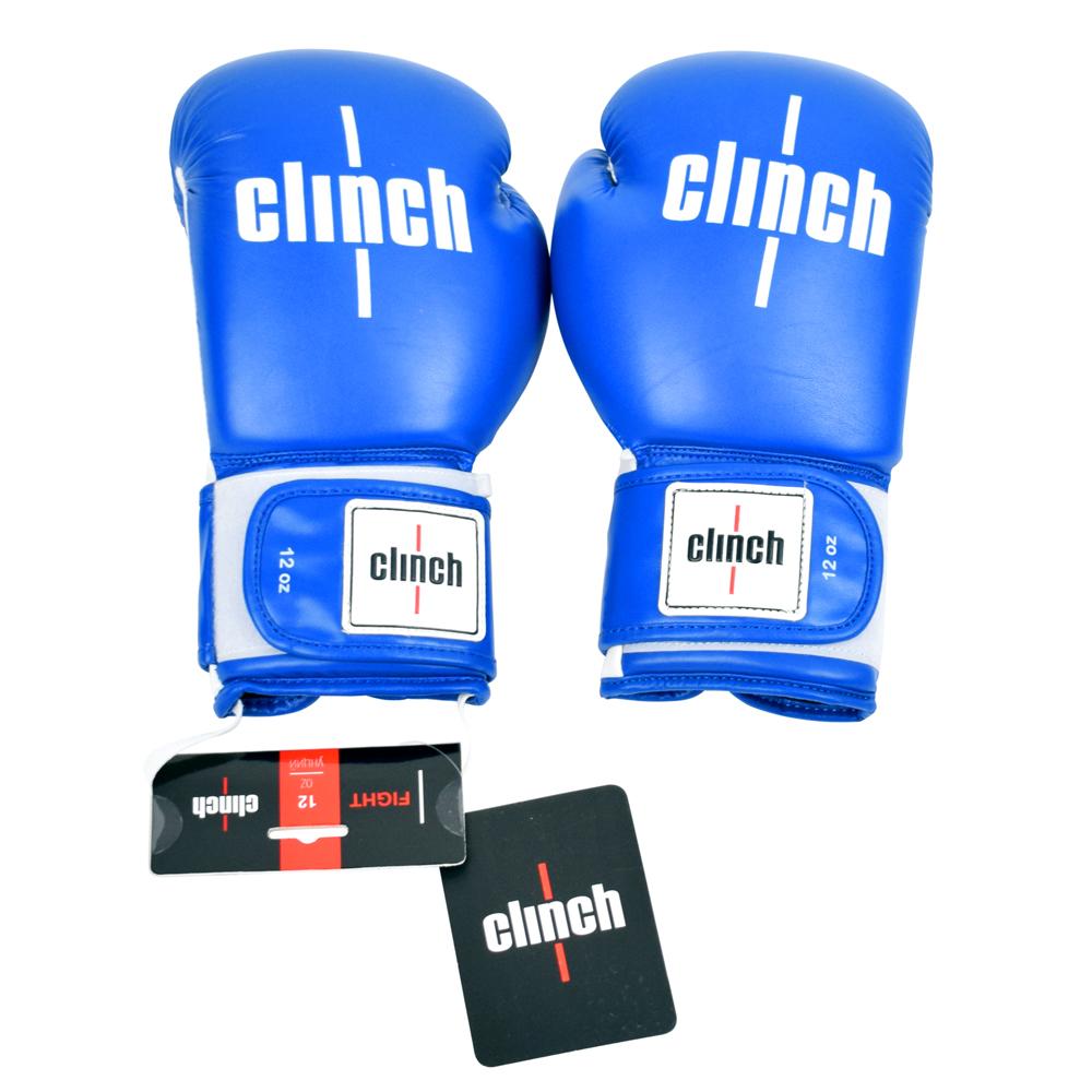 Перчатки Перчатки боксерские Clinch fight 11.jpg