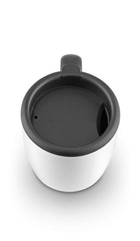 Термокружка LaPlaya DFD 2040 (0,45 литра), белая
