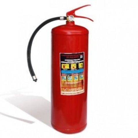 Порошковый огнетушитель ОП-7 (з) ВСЕ