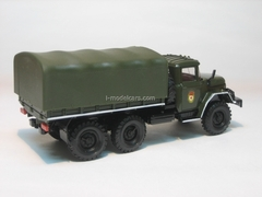 ZIL-131 with awning Parade Elecon 1:43