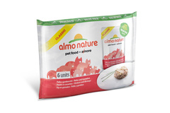 Набор паучей Almo Nature Multipack Classic Chicken and Shrimps