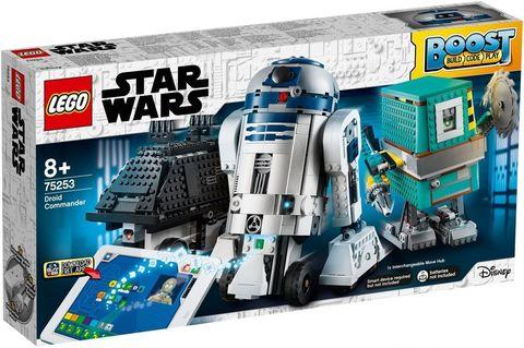 LEGO Star Wars: Командир отряда дроидов 75253 — Droid Commander — Лего Звездные войны Стар Ворз