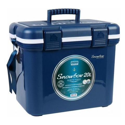 Изотермический контейнер (термобокс) Camping World Snowbox Marine 20L (термоконтейнер, 20 л.)