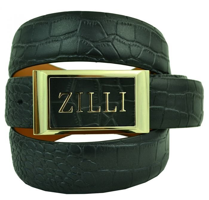 Мужской ремень Zilli 2002