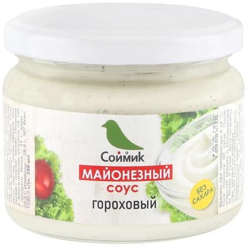 Соймик Майонезный соус гороховый 280 мл