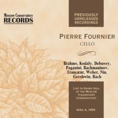 Пьер Фурнье (виолончель).