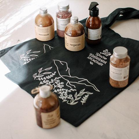 Эко-сумка Краснополянская косметика