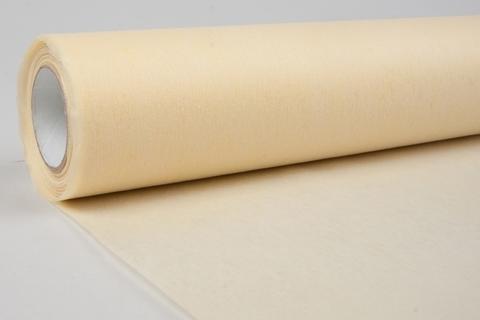 Фетр Китай (размер:50см х 15м) Цвет:кремовый