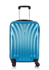 Чемодан со съемными колесами L'case Phuket-20 Синий ручная кладь (S+)