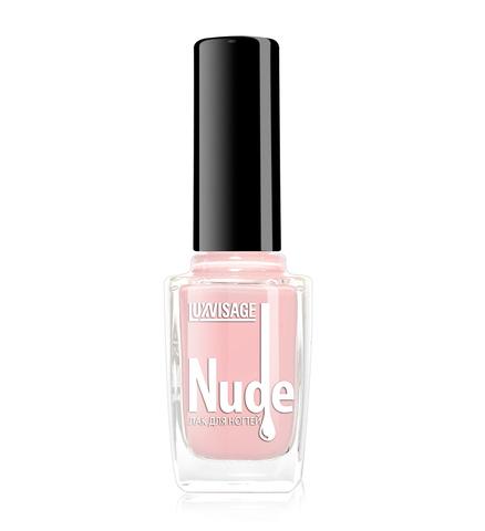 LuxVisage Nude Лак для ногтей тон 507 10г