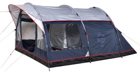 Каркасно-дуговая кемпинговая палатка FHM Libra 4