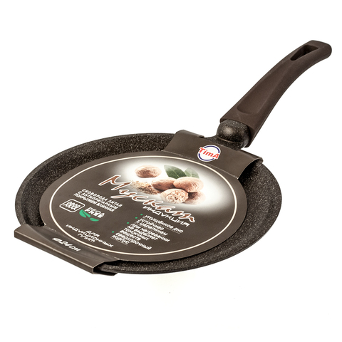 Сковорода TimA Мускат 24088П 24 см, блинная