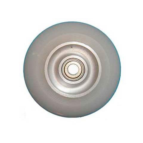 Колесо ∅ 100 мм металлический обод
