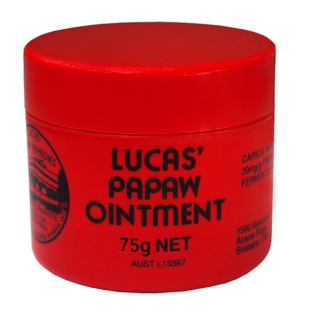 Бальзам из папайи Lucas Papaw Ointment, 75 гр