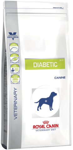 Royal Canin Diabetic DS37 12 кг