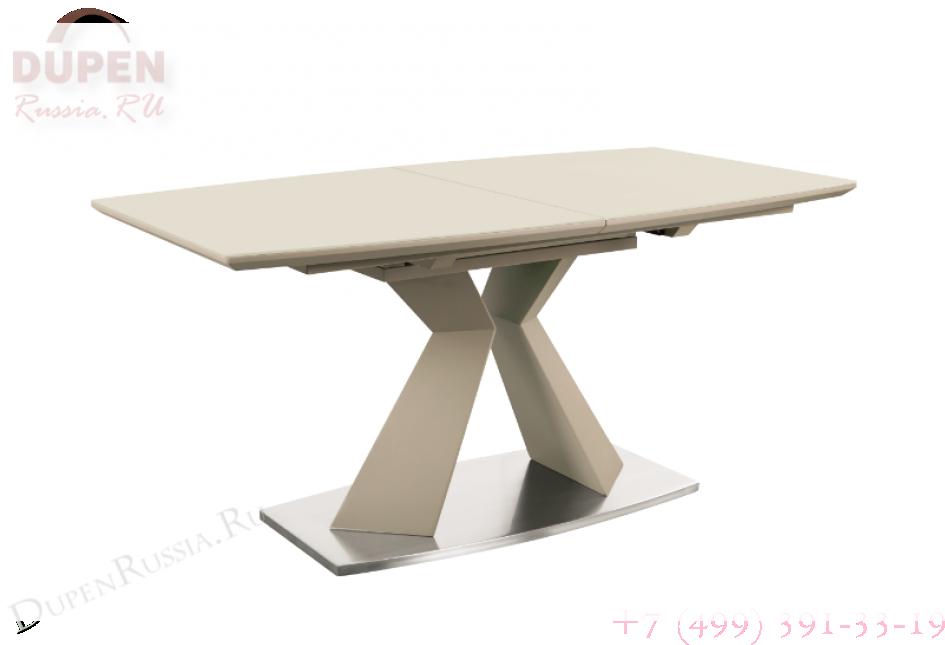 Стол обеденный AVANTI FLEX (160) MOKKA (мокко)