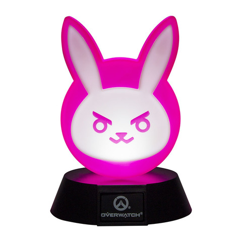 Светильник Overwatch: D.Va Bunny Icon Light