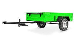 Телега Kerland П2000 для мотоблока и минитрактора