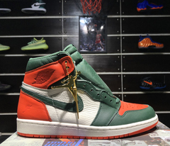 Air Jordan 1 Retro High x Solefly