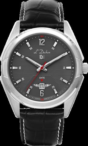 Купить Мужские швейцарские наручные часы L'Duchen D 191.11.12 по доступной цене