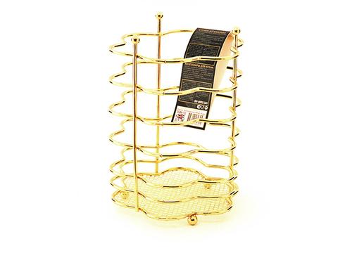 8932 FISSMAN Gold Подставка для кухонных инструментов,  купить