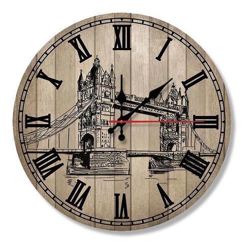 Настенные часы 3Ddecor 018003